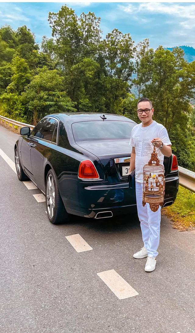 Đại gia veston tuyển tài xế Rolls-Royce lương 14 triệu, hộ khẩu Hà Nội, làm 10 tiếng/ngày, CĐM thốt lên: 'Quá áp lực, có sao bán nhà không đền nổi'  - Ảnh 6.