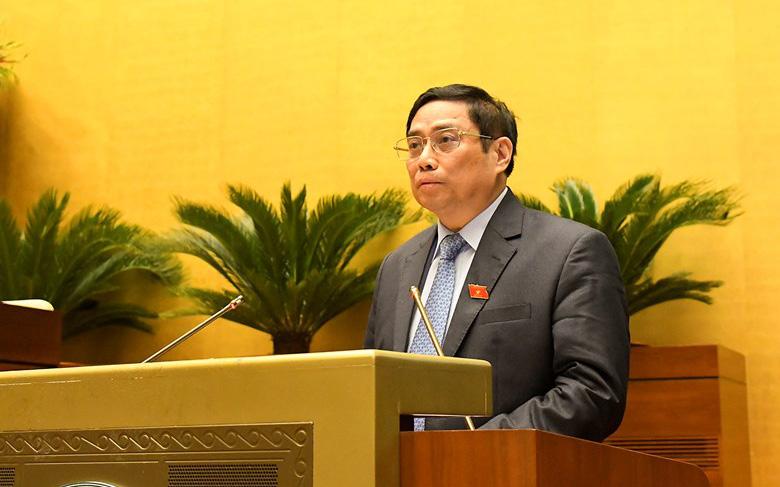 Thủ tướng Phạm Minh Chính: Nhiều biện pháp chống dịch chưa từng có tiền lệ; dự kiến đạt và vượt 8/12 chỉ tiêu phát triển KTXH năm 2021