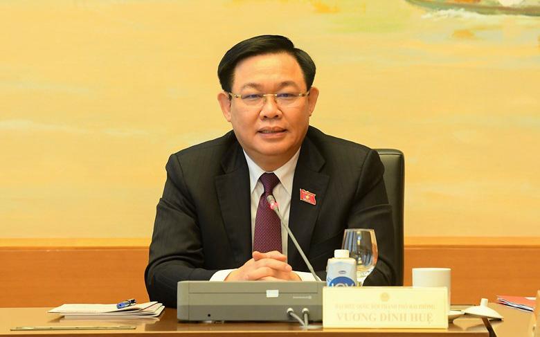 Chủ tịch Quốc hội Vương Đình Huệ lý giải vì sao Hải Phòng, Thanh Hóa... được thí điểm áp dụng cơ chế đặc thù?