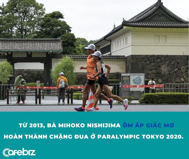 Từ câu chuyện bà lão Nhật Bản 66 tuổi lọt top chạy nhanh nhất thế giới: Đừng bao giờ coi thường giấc mơ của chính mình! - Ảnh 1.