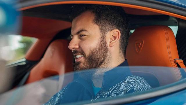 Mặc quần đùi, đi chân đất trong ngày nhận vương miện của thế giới hypercar, Mate Rimac - người nắm giữ chìa khoá của những chiếc siêu xe chạy điện là ai? - Ảnh 4.