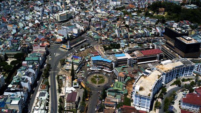Giá đất trung tâm Đà Lạt có thể lên đến 500 triệu đồng/m2 - Ảnh 1.
