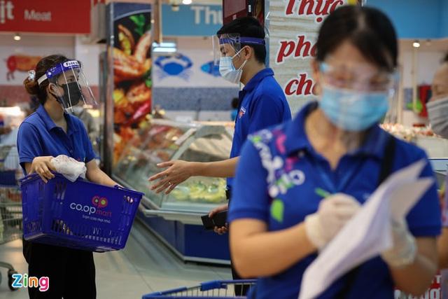Saigon Coop vượt bão: Giữ bình ổn giá thực phẩm nên càng bán càng lỗ, 18.000 nhân sự có 1.300 F0, xây chính sách cho gia đình F0, F1, F2 và tứ thân phụ mẫu… - Ảnh 3.