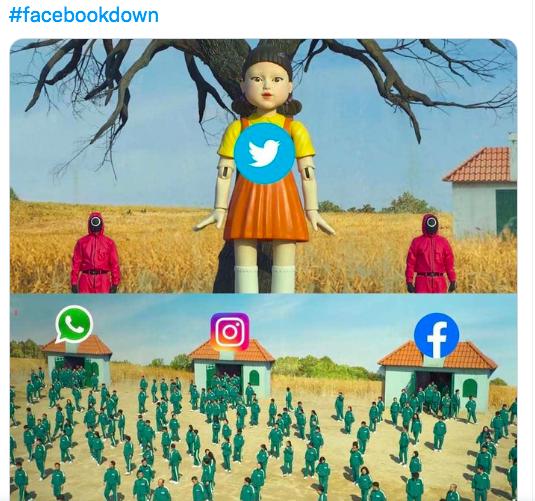 Sự cố rung chuyển toàn cầu của Facebook: Đột ngột ngừng hoạt động như thể nói Tạm biệt chúng tôi đi đây khiến 3,5 tỷ người dùng chao đảo, không thể làm việc, giao tiếp, kiếm tiền - Ảnh 1.