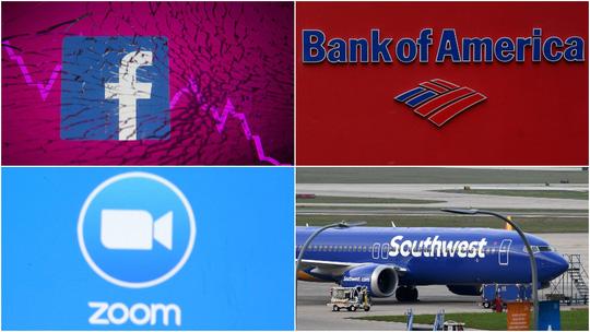 Sự cố sập mạng xảy ra với Bank of America, Southwest Airlines, Zoom... - Ảnh 1.