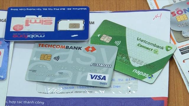 Lừa mua tài khoản ngân hàng của học sinh, sinh viên với giá bèo rồi chỉnh sửa thông tin, rao bán kiếm lời - Ảnh 3.