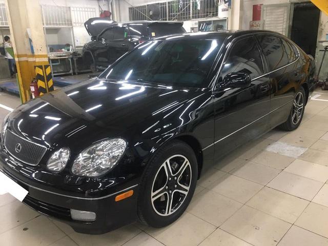 Chiếc Lexus mạnh 300 mã lực rao giá rẻ như Toyota Vios, CĐM vẫn chê: 300 triệu còn không biết có ai hỏi thăm chưa - Ảnh 6.