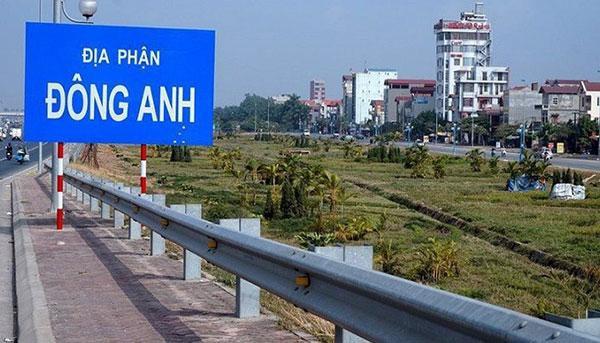 Hà Nội dự kiến đưa 3 huyện Đông Anh, Sóc Sơn, Mê Linh lên thành phố - Ảnh 1.