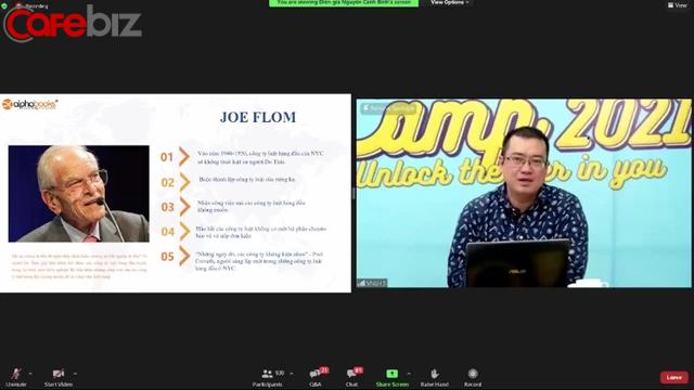 CEO Alpha Books Nguyễn Cảnh Bình: Cách hiểu thành công đi kèm với yếu tố thông minh, thiên phú đã lỗi thời! - Ảnh 1.