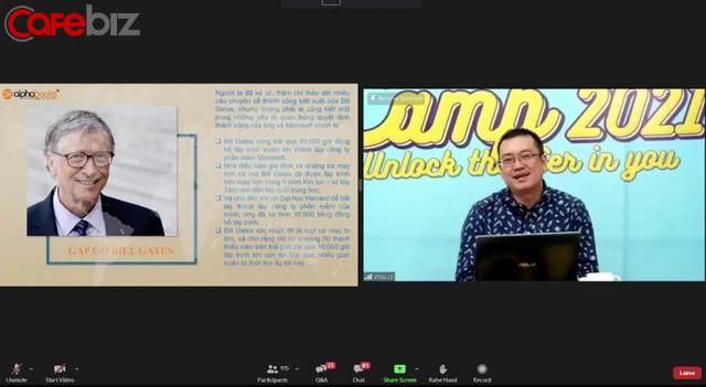 CEO Alpha Books Nguyễn Cảnh Bình: Cách hiểu thành công đi kèm với yếu tố thông minh, thiên phú đã lỗi thời! - Ảnh 2.