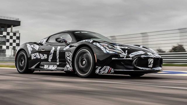 Đây là siêu xe đẹp nhất thế giới: Giá hơn 106 tỷ chưa ship, chỉ 40 người được mua - Ảnh 11.