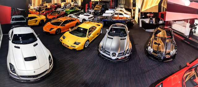 Bên trong showroom khét tiếng chuyên bán hyper-car cho đại gia Việt: Có phòng 'bạch kim' toàn xe khủng, từng chiếc được lau chùi 2-3 lần mỗi ngày, khách hàng siêu VIP được dâng xe đến tận nhà  - Ảnh 15.