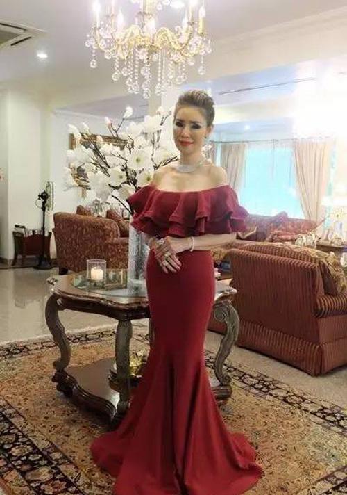 Bà lão Lọ Lem U60: Hốt được chồng là tỷ phú Dubai giàu nứt đố đổ vách vẫn tự tin tuyên bố một câu khiến ai cũng kiêng nể - Ảnh 8.