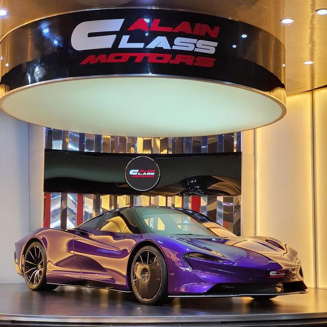 Bên trong showroom khét tiếng chuyên bán hyper-car cho đại gia Việt: Có phòng 'bạch kim' toàn xe khủng, từng chiếc được lau chùi 2-3 lần mỗi ngày, khách hàng siêu VIP được dâng xe đến tận nhà  - Ảnh 10.