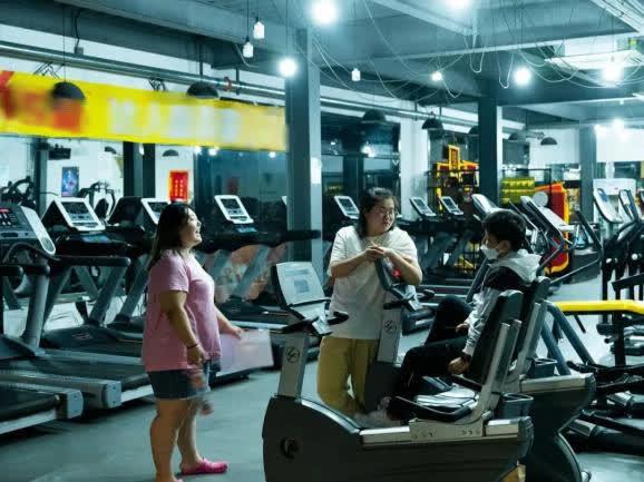 Bên trong trại giảm cân đẫm mồ hôi và nước mắt ở Trung Quốc: Nỗ lực gấp 5 lần bình thường không chỉ vì ngoại hình mà còn học cách trân trọng chính bản thân mình - Ảnh 5.