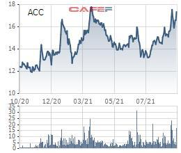 Becamex ACC (ACC) triển khai chào bán 75 triệu cổ phiếu cho cổ đông hiện hữu - Ảnh 1.