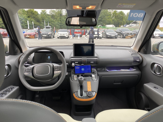 3 mẫu xe cỡ nhỏ giá siêu mềm đang gây bão tại châu Á - chờ về Việt Nam khuấy đảo thị trường - Ảnh 4.
