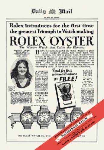 Chiến lược mang lại thành công của Rolex: Không chỉ ghi lại thời gian, Rolex còn viết nên lịch sử - Ảnh 2.