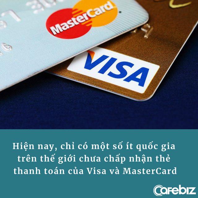 Cuộc chiến giữa Visa và MasterCard: Kẻ 8 lạng người nửa cân, không ai muốn chậm chân, thua kém trong bất cứ mảng nào - Ảnh 1.