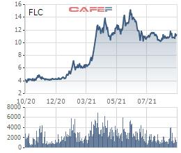 FLC sắp chào bán 497 triệu cổ phiếu với giá 10.000 đồng, vốn điều lệ dự kiến vượt 12.000 tỷ đồng - Ảnh 1.