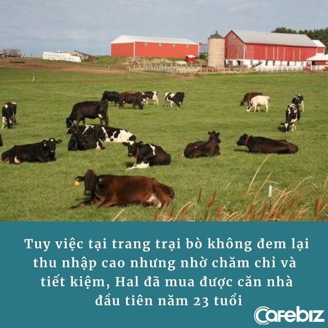 Anh chăn bò, lương công nhân thành chủ sở hữu của 47 ngôi nhà cho thuê ở tuổi 32, mua xong vài căn đầu tiên vẫn làm thuê ở trang trại - Ảnh 1.