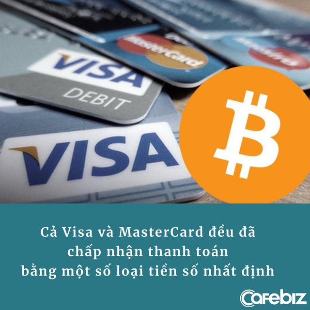 Cuộc chiến giữa Visa và MasterCard: Kẻ 8 lạng người nửa cân, không ai muốn chậm chân, thua kém trong bất cứ mảng nào - Ảnh 3.