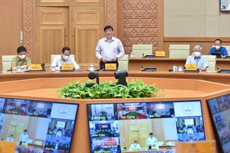 Thủ tướng yêu cầu giao thông thống nhất trên toàn quốc, không cát cứ, không chia cắt - Ảnh 1.