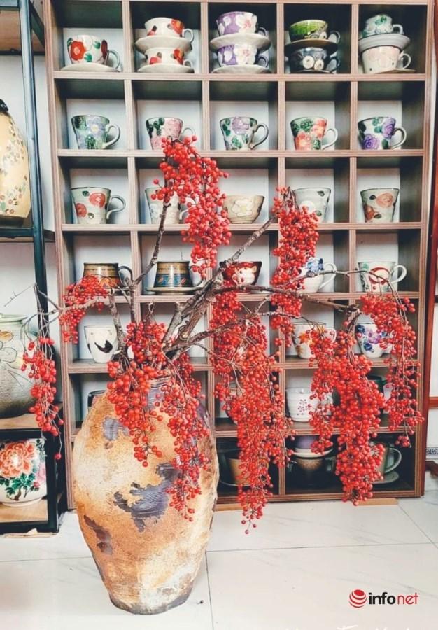 Cành quả đỏ rực, căng mọng, trĩu trịt có tên kỳ diệu, ai ai nhìn cũng mê - Ảnh 3.