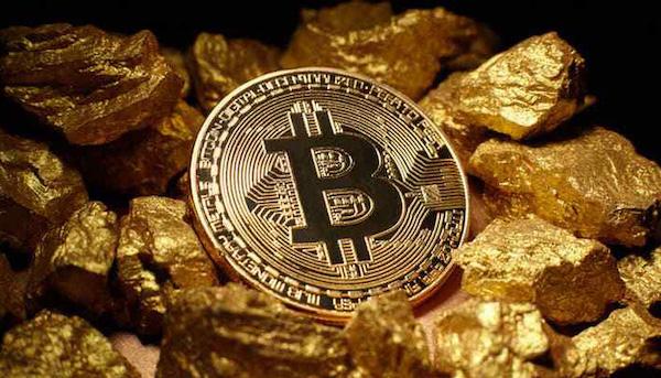Bitcoin và tiền ảo có thể thay thế vàng? - Ảnh 1.