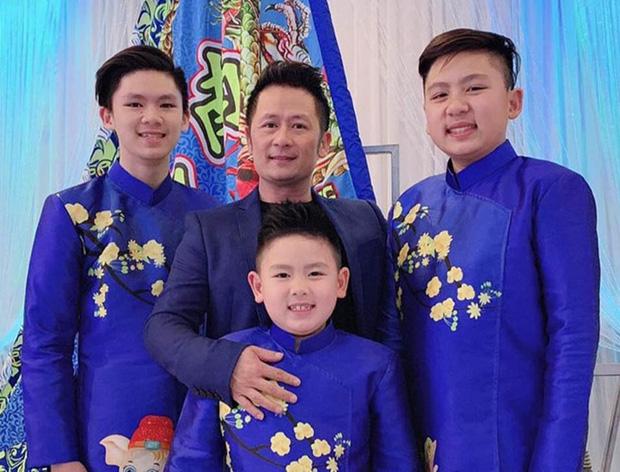 3 ông bố tuổi Sửu đình đám nhất showbiz: Hôn nhân không thuận lợi nhưng đều giữ quan hệ tốt với vợ cũ để nuôi con, cách dạy con cực tâm lý - Ảnh 2.