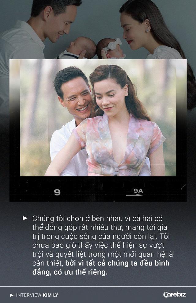 Doanh nhân - diễn viên Kim Lý và chuyện xây tổ ấm với ca sĩ Hồ Ngọc Hà: Đàn ông thành công chính là có một gia đình hạnh phúc! - Ảnh 8.
