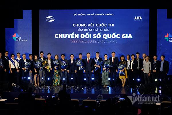 Những con số ấn tượng về chuyển đổi số Việt Nam năm 2020 - Ảnh 3.