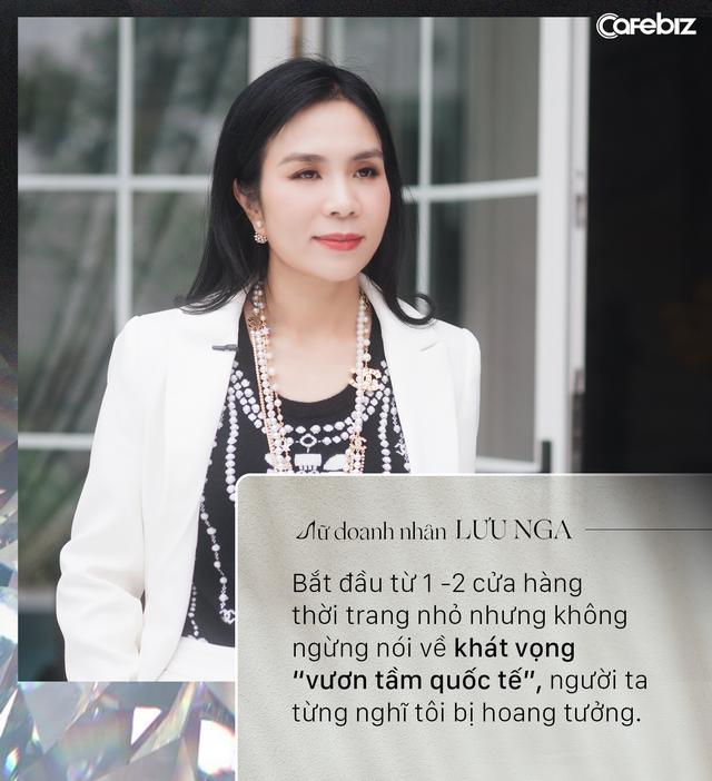 CEO Elise Lưu Nga: Làm việc với 200% năng lượng, bắt đầu từ vị trí một nhân viên tốt và lựa chọn nhân sự bằng… cảm tính - Ảnh 3.