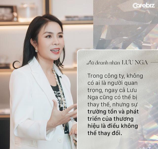 CEO Elise Lưu Nga: Làm việc với 200% năng lượng, bắt đầu từ vị trí một nhân viên tốt và lựa chọn nhân sự bằng… cảm tính - Ảnh 4.