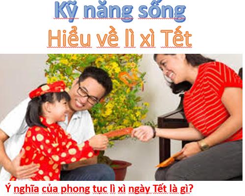 Cô giáo tiểu học ở Hà Nội làm hẳn bài giảng tâm huyết dạy trẻ về phong tục lì xì, bố mẹ chia sẻ rần rần vì quá hữu ích - Ảnh 2.