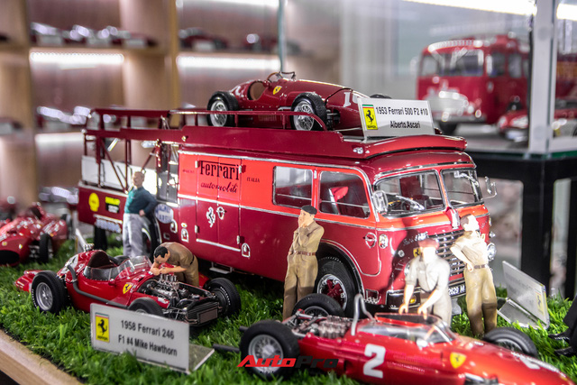 Gặp người sở hữu 'Ferrari' nhiều nhất Việt Nam: 'Đã chi 2 tỷ nhưng chưa dừng lại, phải mua hết dù trùng mẫu' - Ảnh 3.