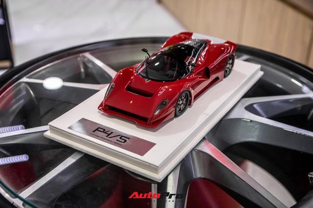 Gặp người sở hữu 'Ferrari' nhiều nhất Việt Nam: 'Đã chi 2 tỷ nhưng chưa dừng lại, phải mua hết dù trùng mẫu' - Ảnh 13.