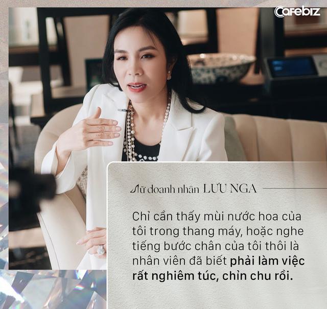 CEO Elise Lưu Nga: Làm việc với 200% năng lượng, bắt đầu từ vị trí một nhân viên tốt và lựa chọn nhân sự bằng… cảm tính - Ảnh 8.