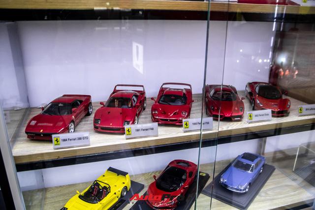 Gặp người sở hữu 'Ferrari' nhiều nhất Việt Nam: 'Đã chi 2 tỷ nhưng chưa dừng lại, phải mua hết dù trùng mẫu' - Ảnh 8.