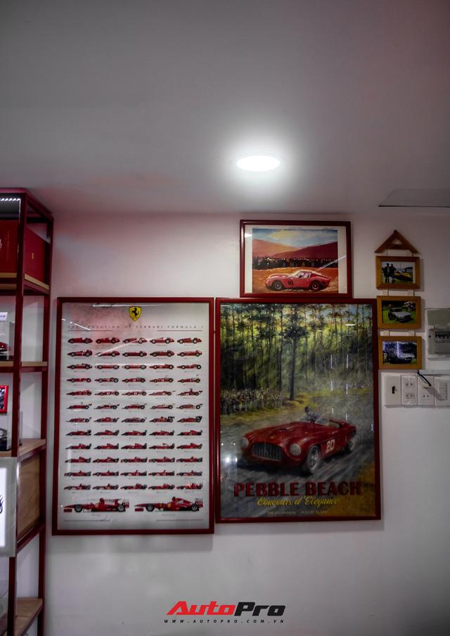 Gặp người sở hữu 'Ferrari' nhiều nhất Việt Nam: 'Đã chi 2 tỷ nhưng chưa dừng lại, phải mua hết dù trùng mẫu' - Ảnh 9.