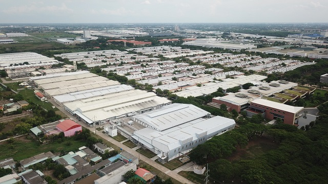 Bất động sản công nghiệp sống bền bỉ bất chấp đại dịch - Ảnh 2.