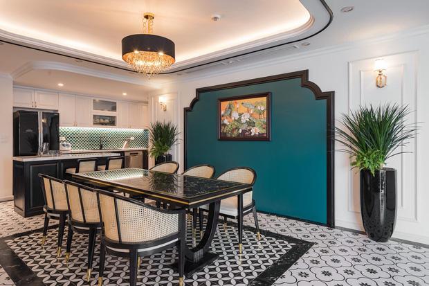 Căn hộ phong cách Đông Dương: Tổng hết 1,2 tỷ, phòng khách vừa cổ điển vừa tây tây - Ảnh 1.