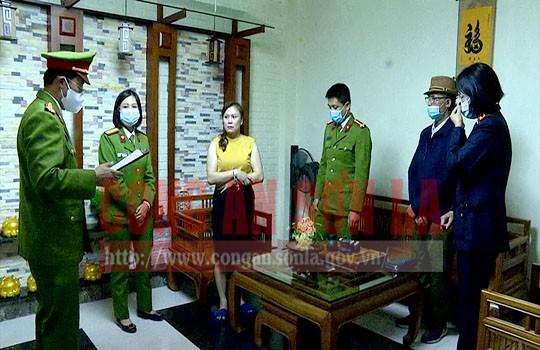 Bắt giam nguyên Phó Giám đốc Sở Y tế tỉnh Sơn La - Ảnh 1.