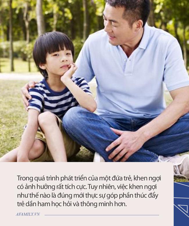 Nghiên cứu của giáo sư Mỹ: 2 cách suy nghĩ sau đây sẽ cho thấy con bạn là đứa trẻ bình thường hay xuất sắc trong tương lai - Ảnh 2.