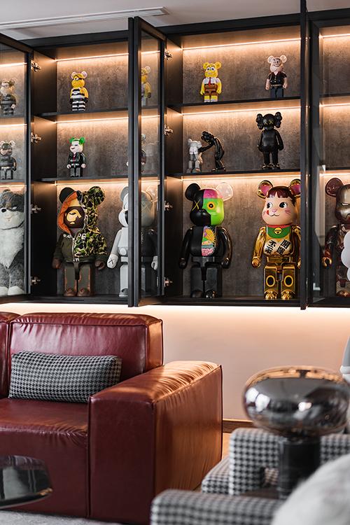 Ấn tượng với không gian của căn Duplex 200 m2 lấp đầy đồ chơi tiền tỷ ở Hà Nội - Ảnh 3.