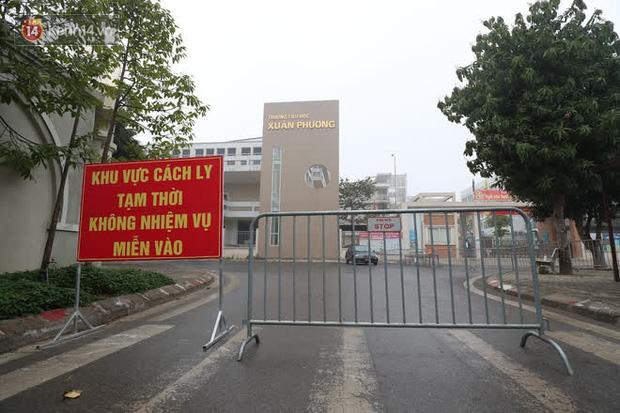 Cô giáo chủ nhiệm chia sẻ về cuộc sống bên trong khu cách ly trường Tiểu học Xuân Phương: Đón Tết trong này cũng không quá tệ, chỉ cầu mọi người bình an - Ảnh 1.