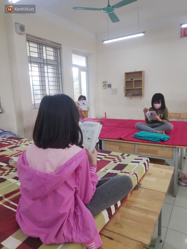 Cô giáo chủ nhiệm chia sẻ về cuộc sống bên trong khu cách ly trường Tiểu học Xuân Phương: Đón Tết trong này cũng không quá tệ, chỉ cầu mọi người bình an - Ảnh 3.
