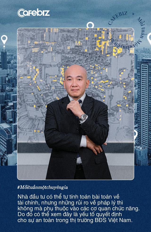 Tiến sĩ Sử Ngọc Khương: Còn quá sớm để nhà đầu tư Việt đặt cược vào bất động sản công nghiệp - Ảnh 3.