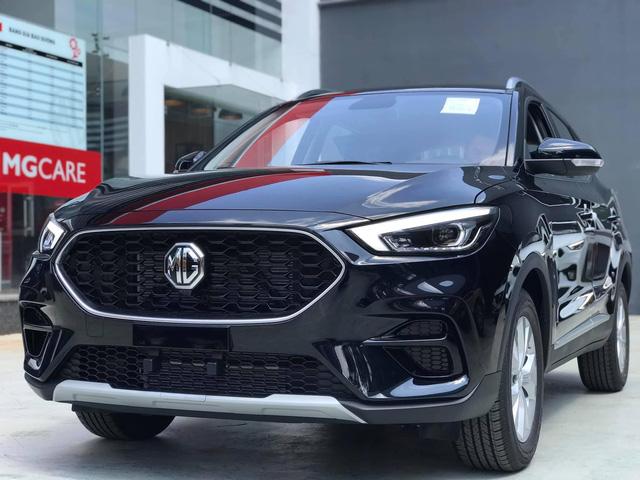 MG ZS 2021 bản giá rẻ về đại lý, mẫu cũ xả hàng còn 450 triệu, quyết đấu Kia Seltos và Hyundai Kona - Ảnh 1.