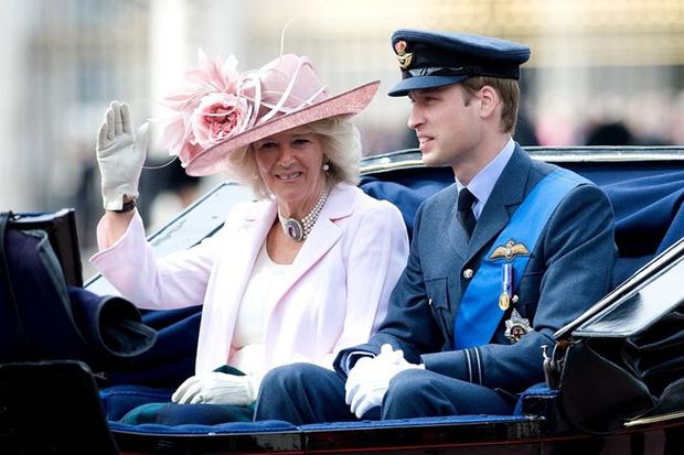 """Là """"người thứ ba bị ghét nhất nước Anh"""", Công nương Camilla có mối quan hệ dì ghẻ - con chồng như thế nào với anh em William - Harry? - Ảnh 1."""